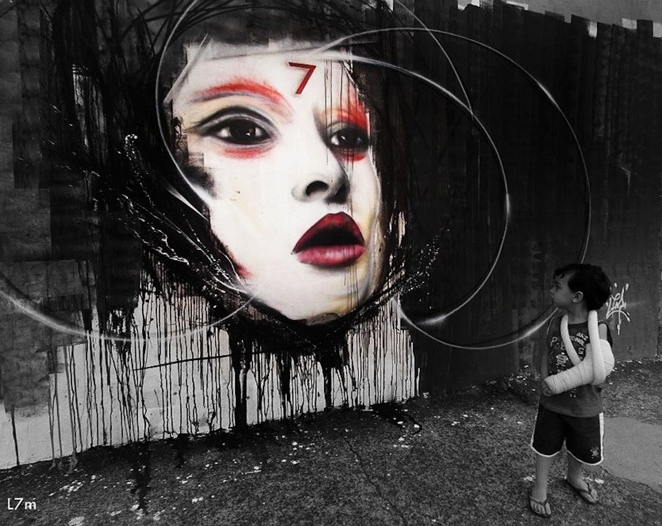 Street Art by L7m 4