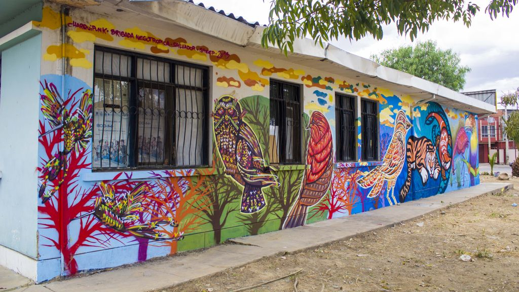 Street Art by Mural-Colectivo 1