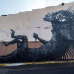 Street Art by ROA at Los Muros Hablan in San Juan, Puerto Rico 1