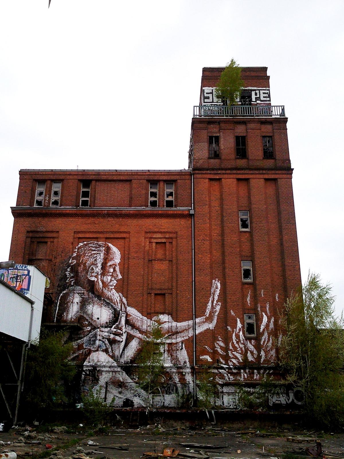 Street Art by Alaniz 1