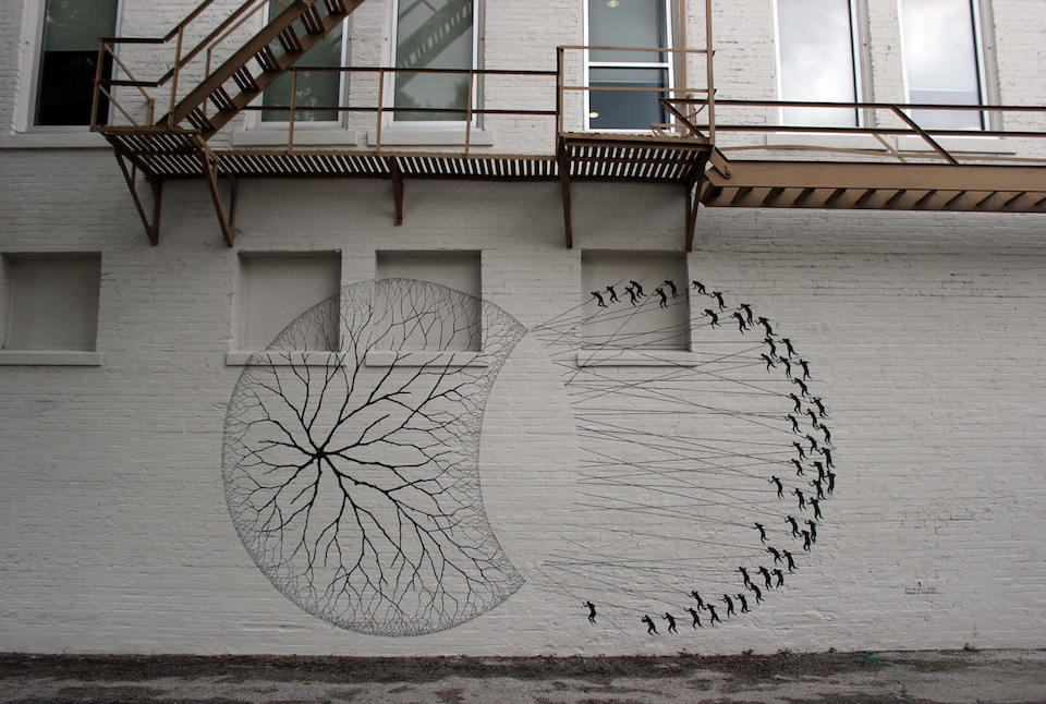 Street Art by Pablo S. Herrero and David de la Mano 4