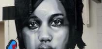 Street Art by Linz in Sydney, Australia 1