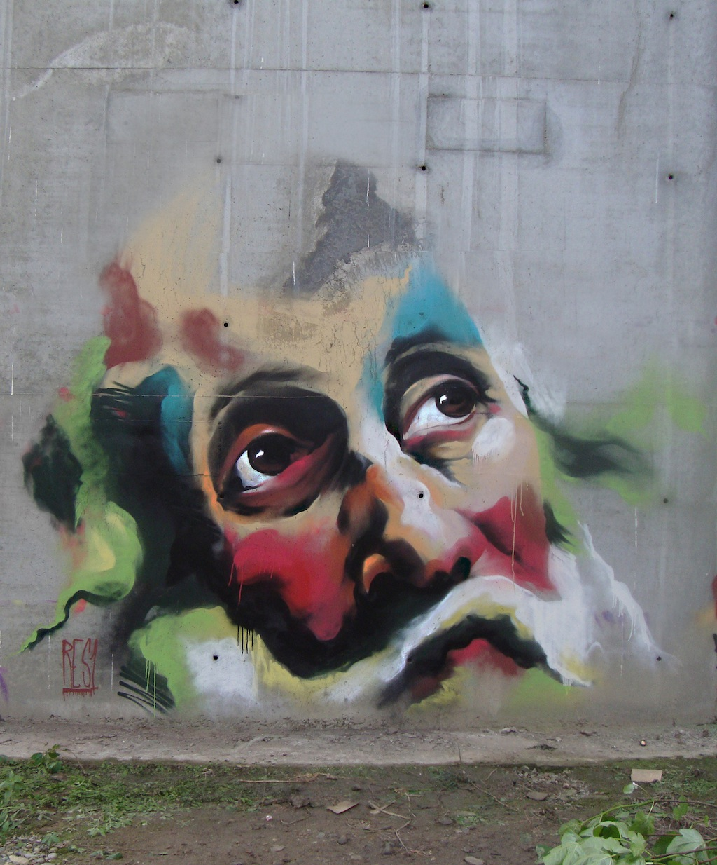 Street Art by R3Suno 2