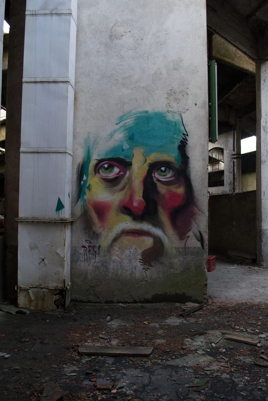 Street Art by R3Suno 3