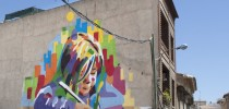 Street Art by Ramón Pérez Sendra