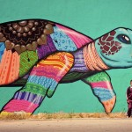 Street Art in Tijuana, Mexico