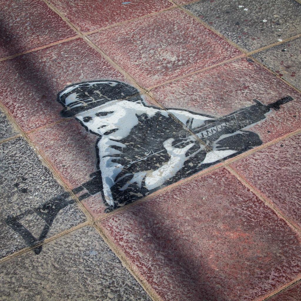 By Brohemia at the Sliema Street Art Festival. Photo by Asperholm Productions in Sliema, Maltas