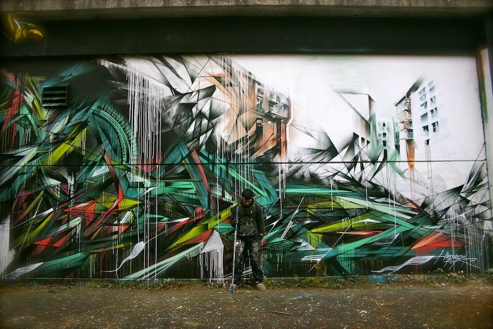 Graffiti by Hopeare 1
