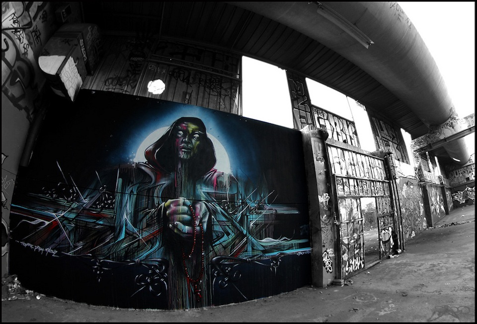Graffiti by Hopeare 2