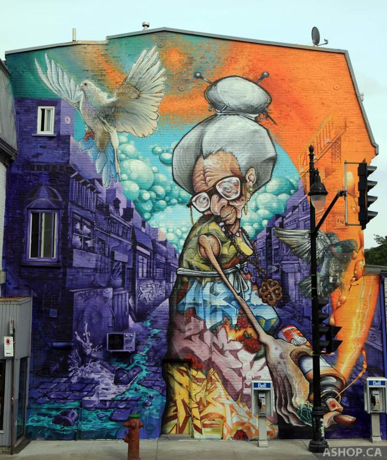 7 beloved Street Art Photos – July 2013