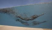 Street Art by DALeast in Los Angeles, USA