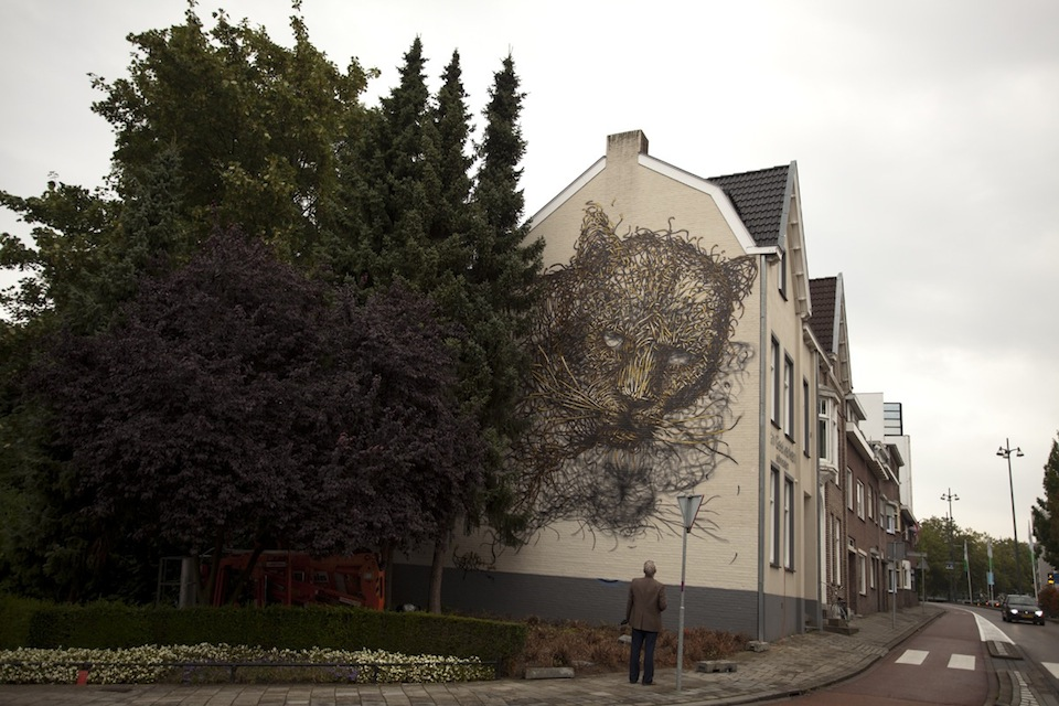 By DALeast in Heerlen, Holland 2