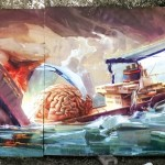 By Wes21 and Onur at Royal Arena Festival in Orpund, Schweiz Big