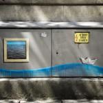Street Art by Iskren Semkov in Bulgaria
