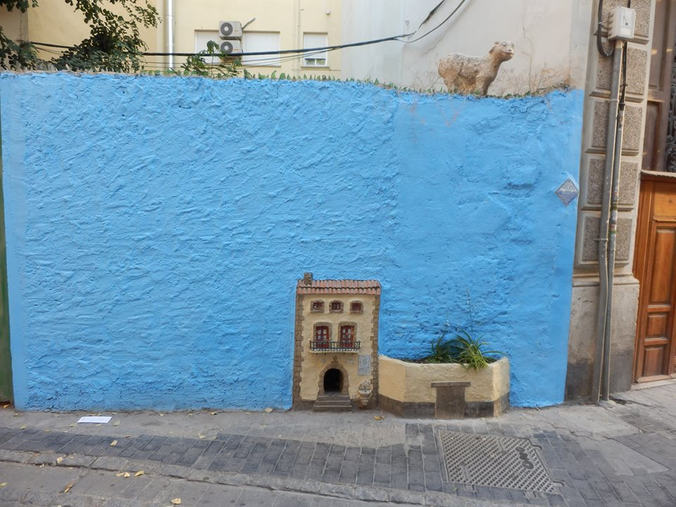 Street Art in Valencia, Spain 6547