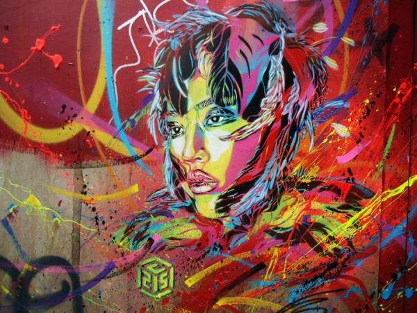 Street Art by C215 - A Collection