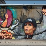 Graffiti by ARTEAZ in Belgrade, Serbia 4