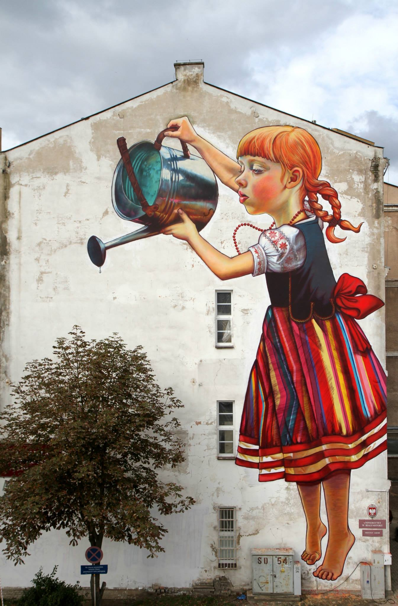 Street art utopia we declare the world as our canvas for Mural street art