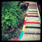 Street Art Color Steps in Turkey 8