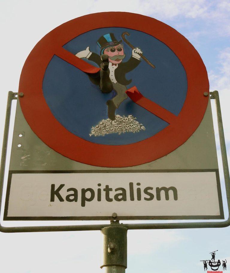 Street Art by Etiskvandalism in Norway