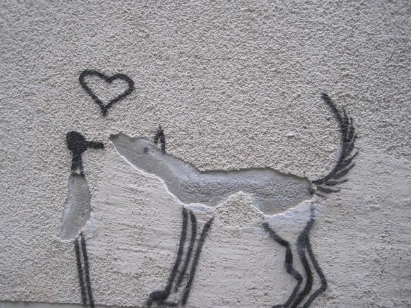 Street Art in Leipzig, Germany