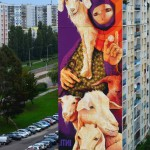 By INTI in Lodz, Poland at UrbanForms 2013 1 453