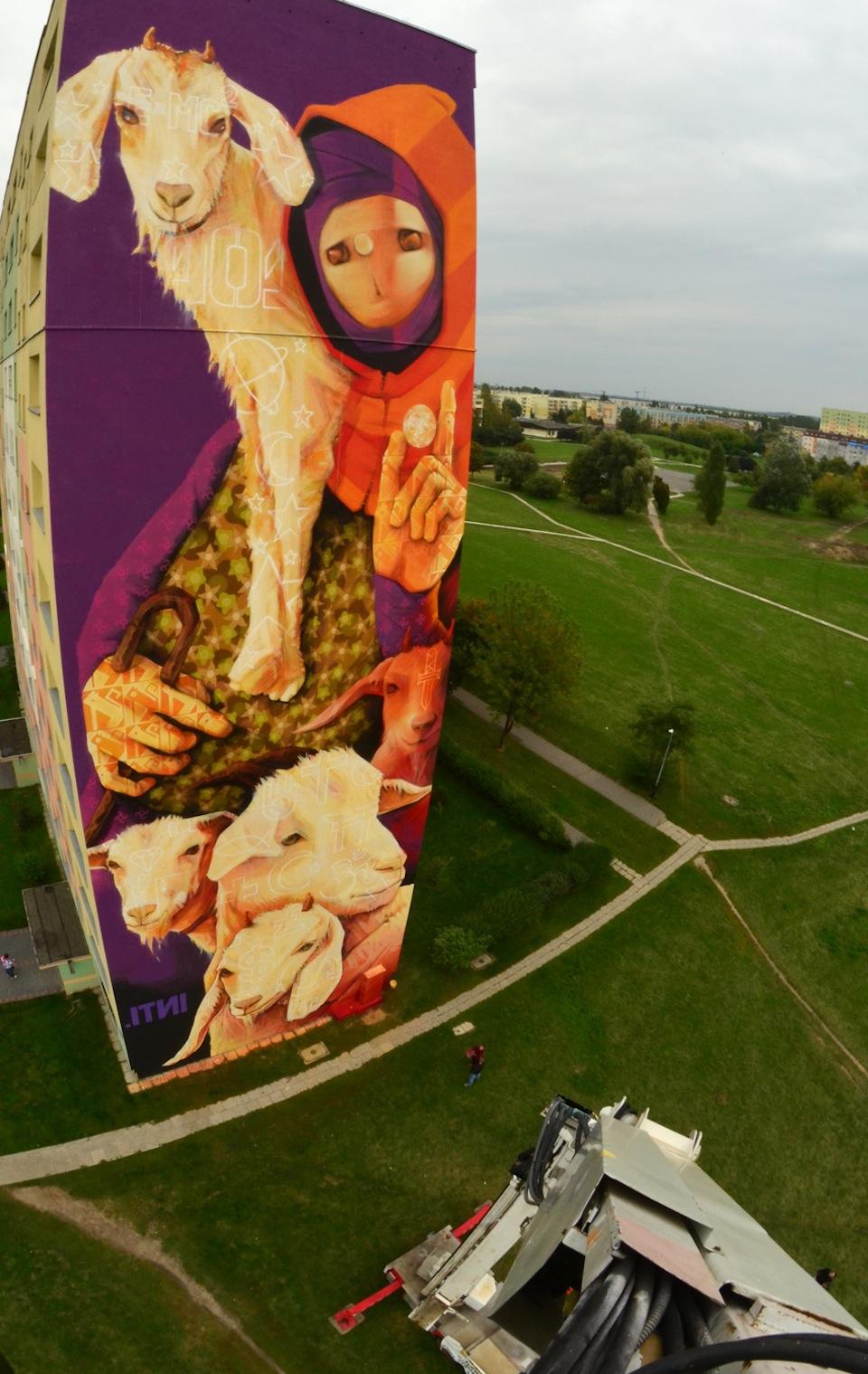 By INTI in Lodz, Poland at UrbanForms 2013 4 63030