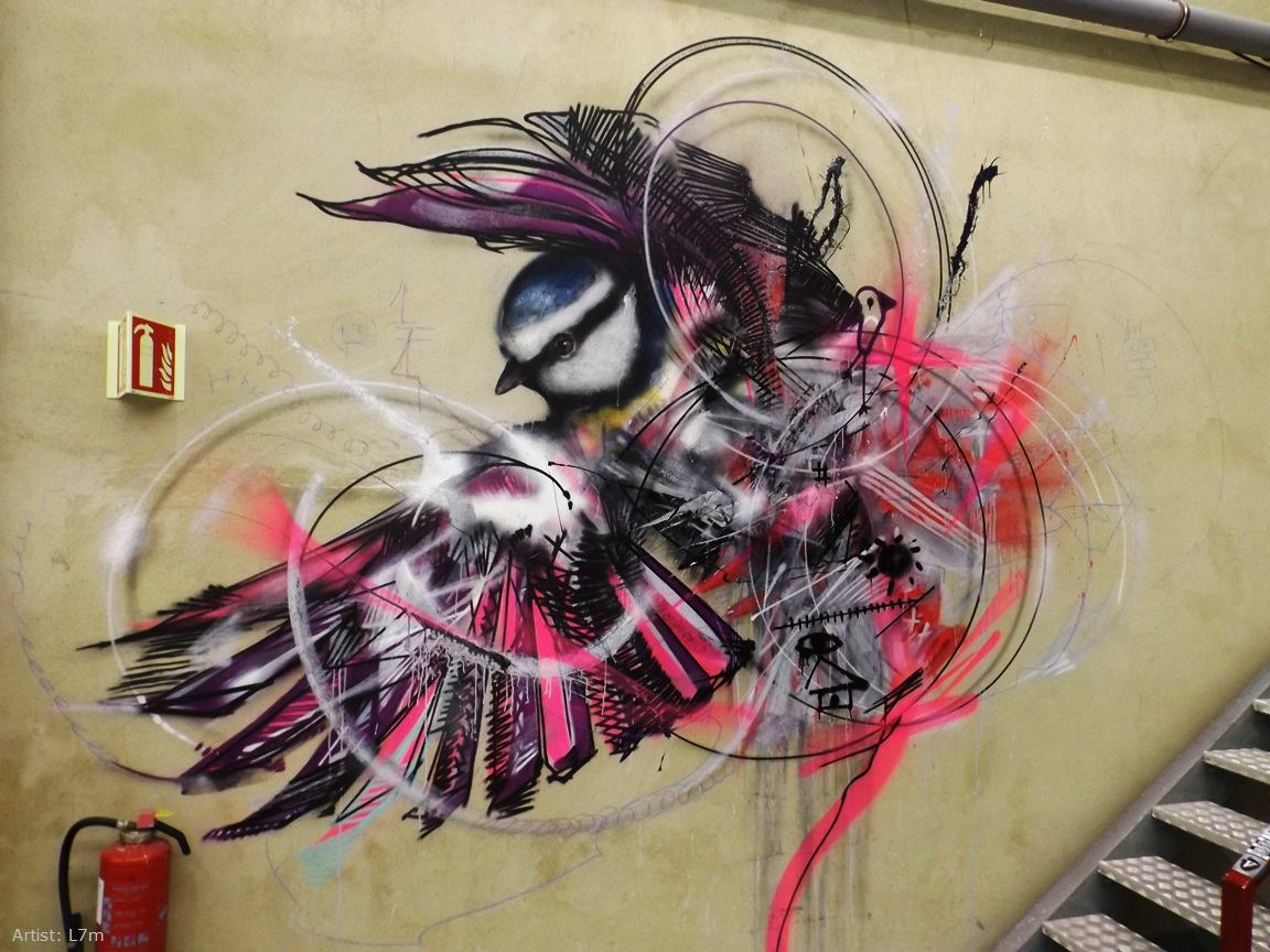 Street Art by L7m – A Collection 2