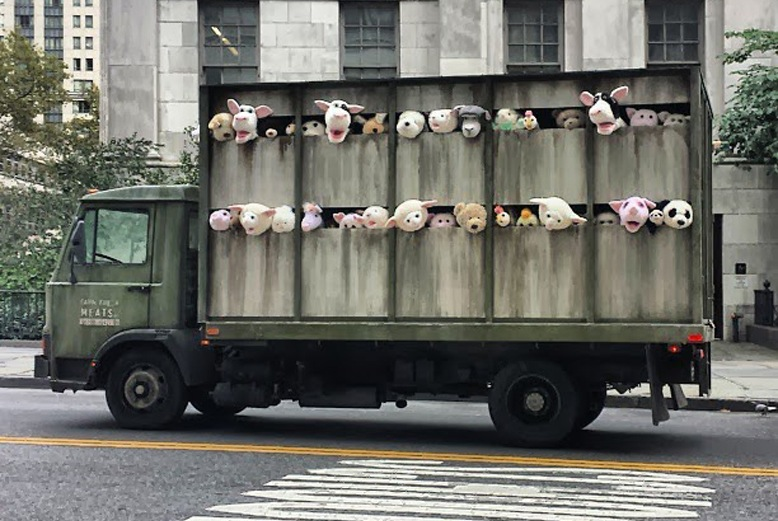 The Sirens of the Lambs. In New York, USA