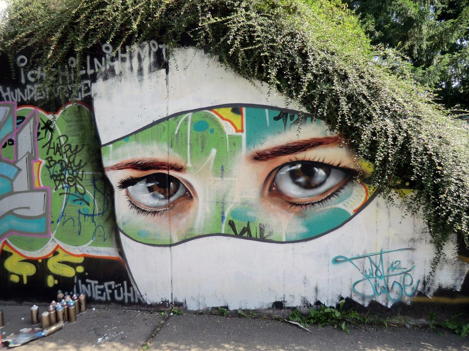 By Just Cobe in Runzmattenweg, Freiburg, Germany
