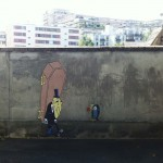 Street Art Mathias Bones by memeIRL