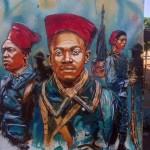 Street Art by C215 in Senegal 3