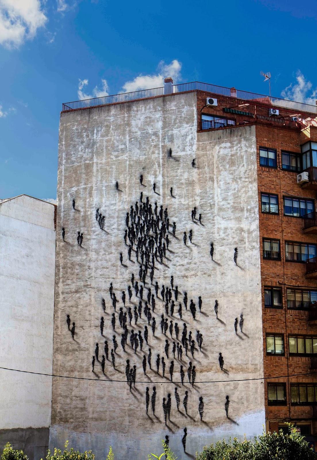 Street Art by Suso33 in Madrid, Spain 5