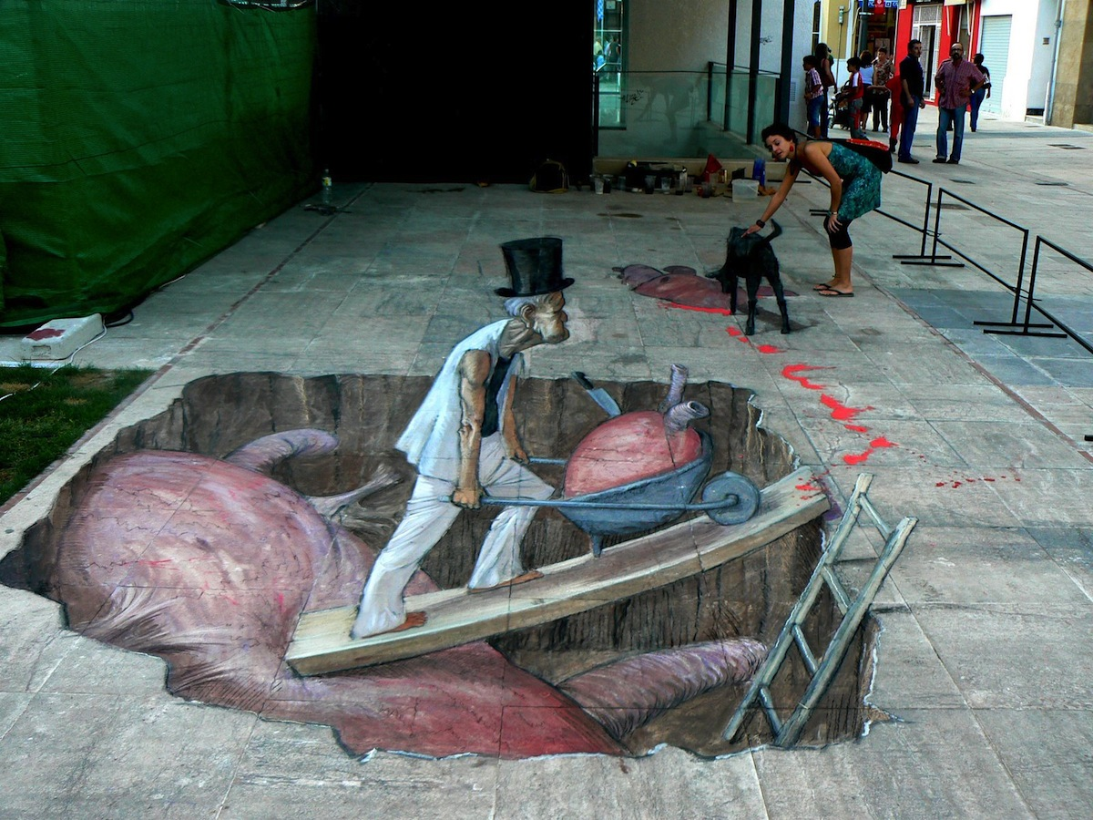 Street Art by Eduardo Relero - A Collection