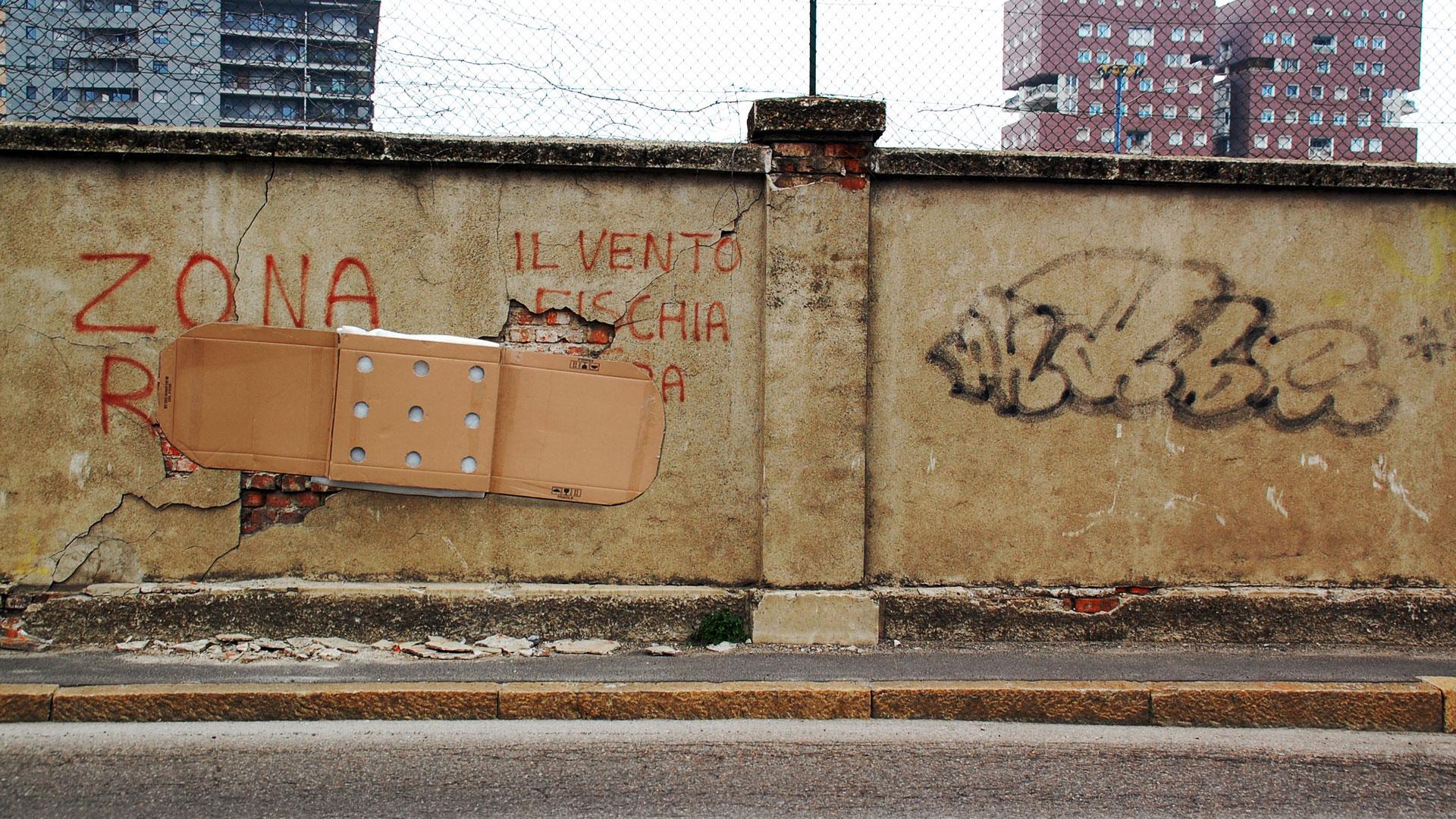 Street Art by Fra