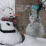 Happy Valentines – Street Art by JULY in Toronto, Canada 46