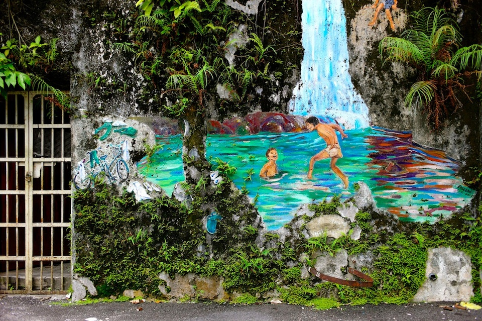 Hide And Seek Recovery >> Ipoh Malaysia Street Art 2014 - By Eric Lai - Street Art