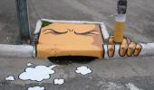 Street Art by SAO in São Paulo, Brazil 15