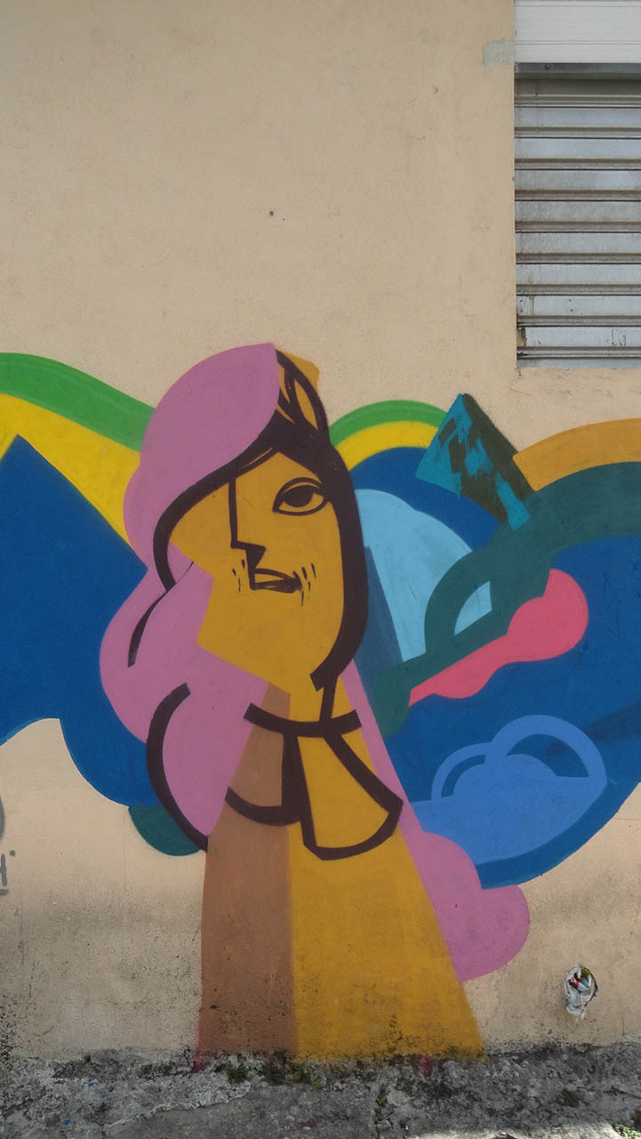Street Art by SAO in São Paulo, Brazil 3