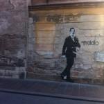 Street Art in Krakow, Poland 2