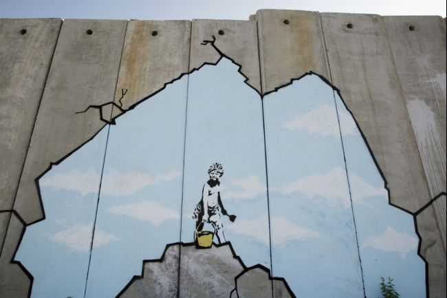 Street Art Collection - Banksy 103