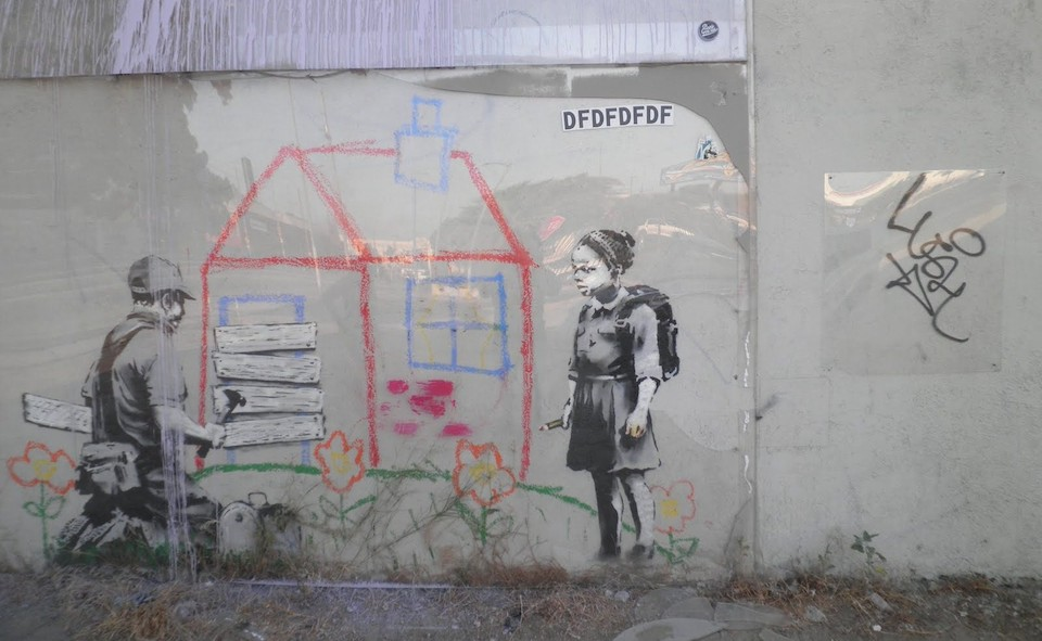 Street Art Collection - Banksy 104