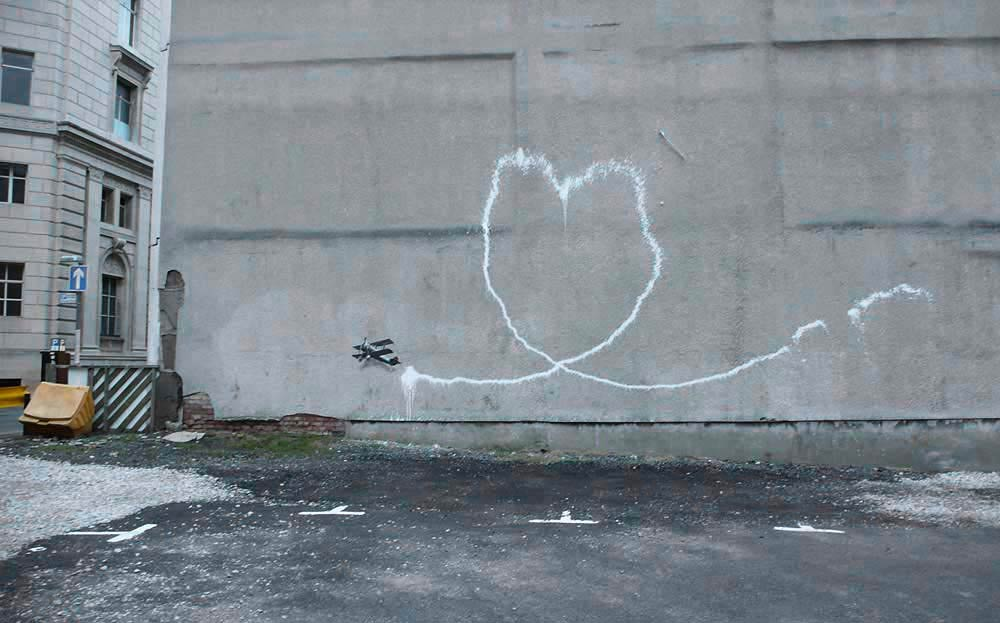 Street Art Collection - Banksy 19