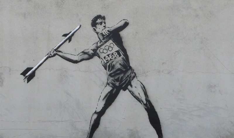 Street Art Collection - Banksy 25