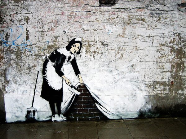 Street Art Collection - Banksy 48