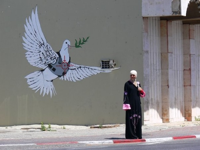 Street Art Collection - Banksy 6