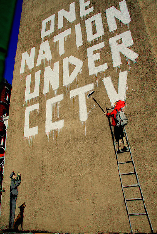 Street Art Collection - Banksy 77