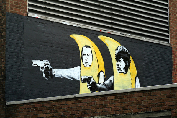 Street Art Collection - Banksy 83