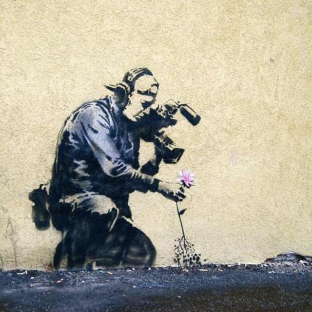 Street Art Collection - Banksy 9