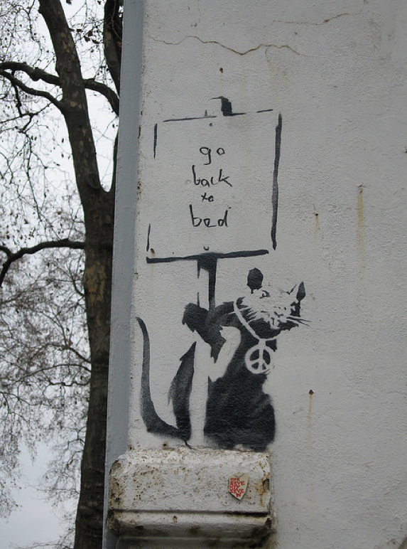 Street Art Collection - Banksy 90